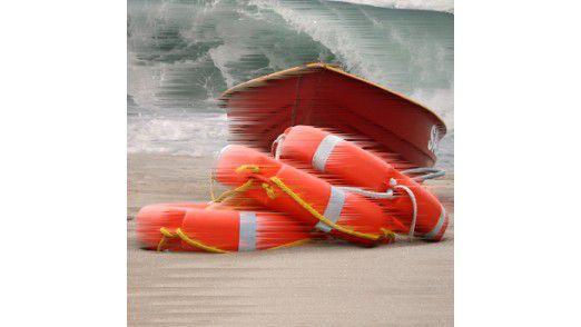 Einerseits viele Rettungsringe, andererseits gar kein Rettungsring: Die Sicherheitsmaßnahmen sind äußerst unterschiedlich ausgeprägt.