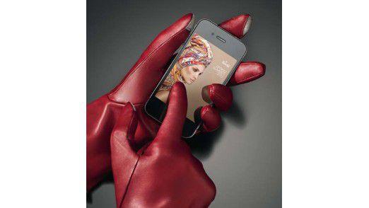 Handschuhe von Roeckl.