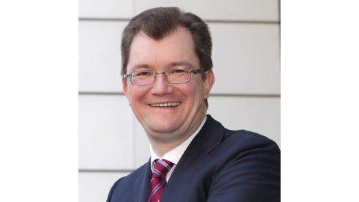 Peter Leukert, CIO der Commerzbank.