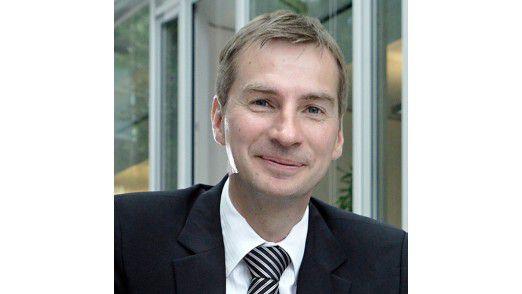 Dr. Matthias Mehrtens CIO der Stadtwerke Düsseldorf.