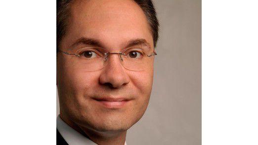 Lars A. Ludwig, CIO bei der Donner & Reuschel Aktiengesellschaft.