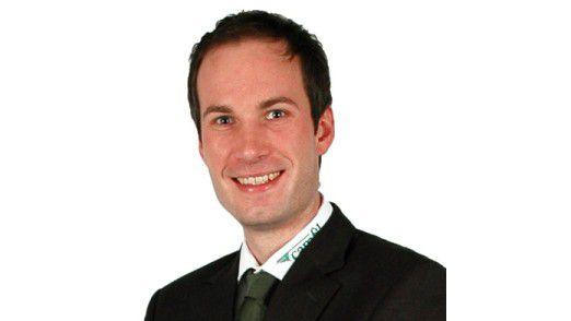Björn Lügger ist IT-Leiter bei Camfil.
