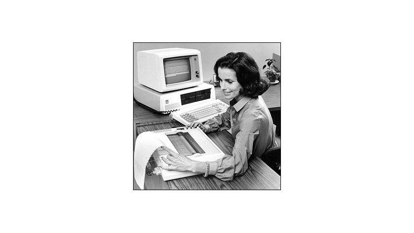 Noch ganz real - die Welt der IT früher: Mit Virtualisierung hat sich das Bild eindeutig geändert - auch zum Vorteil der Anwender.