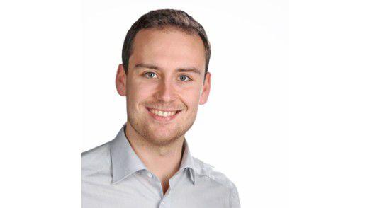"""Michael Kaiser, Studienautor bei Acando: """"Beim IBM Social Business Toolkit lässt sich erahnen, wie Social Software in naher Zukunft den Arbeitsplatz der Benutzer revolutionieren kann."""""""