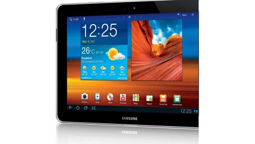 Vielfältige Möglichkeiten: Auch Android-Tablets von Samsung können in VDI-Umgebungen eingebunden werden.