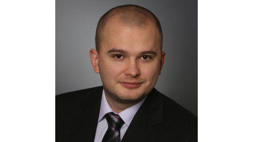 Artur Shokin ist Berater bei Steria Mummert Consulting.