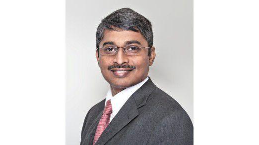 Sapthagiri Chapalapalli, Zentraleuropa-Chef von Tata Consultancy Services (TCS), spricht über seine Erfahrungen nach zwei Jahren in Deutschland.