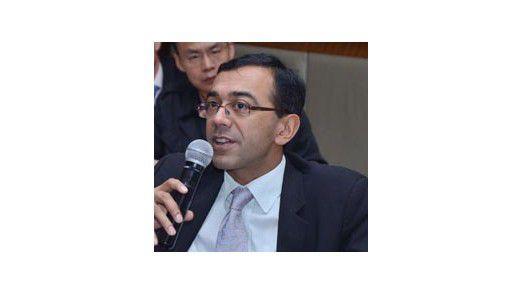 Vivek Badrinath, CEO der France-Telecom-Tochter Orange Business Services, will mehr auf Virtualisierung und Cloud basierte Dienstleistungen anbieten.