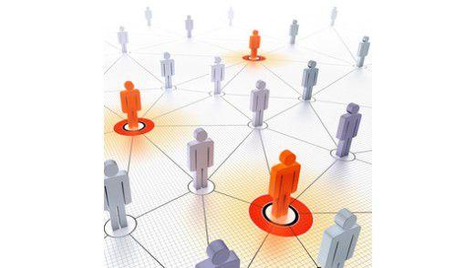 Wer soziale Medien beruflich nutzt, steigert seine Produktivität.