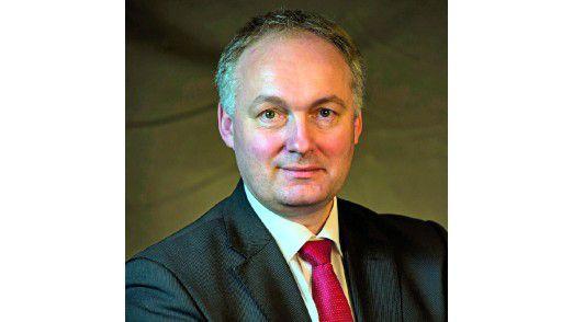 """Martin Frick European CIO Association, Ex-COO von Xchanging: """"Die Unternehmen verlangen ein europäisches Programm, um ihrer Internationalisierung Rechnung zu tragen."""""""