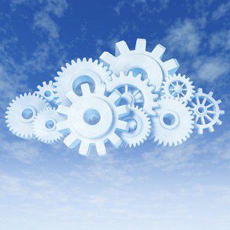 Cloud Computing, Wolke, Himmel, Wolken