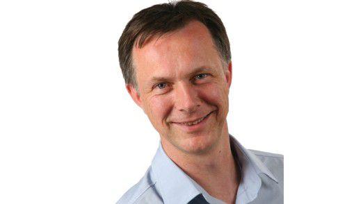 """Christoph Burgers aktuelles Buch trägt den Titel """"Karriere ohne Schleimspur""""."""
