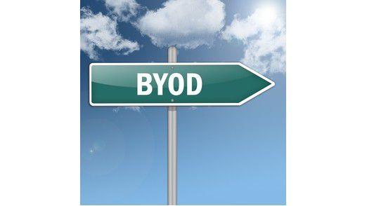 """Auch bei Finanzdienstleistern stehen die Zeichen auf """"Bring Your Own Device"""" (BYOD)."""