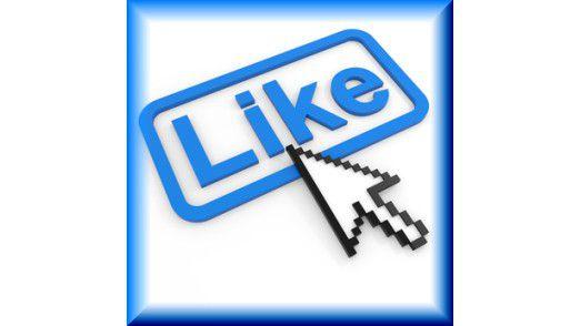 """Der """"Like""""-Button von Facebook erhitzt die Gemüter. Webseiten mit diesem Button schicken Nutzungsdaten an Facebook - noch bevor ein Besucher diesen überhaupt angeklickt hat."""