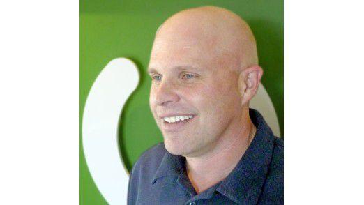 Die BYOD-Skepsis überwiegt: Brandon Hampton von Mobi.