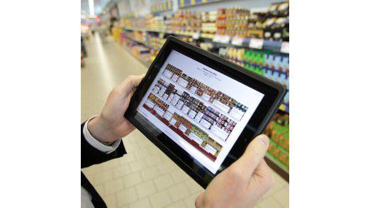 Connected im Supermarkt: Lidl führt jetzt MDM ein.