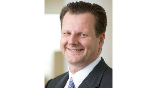 Oliver Bussmann, SAP-CIO und Autor im CIO-Jahrbuch 2012.