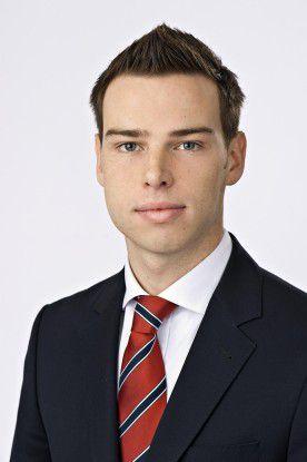 Mark Alexander Schulte, IDC-Consultant
