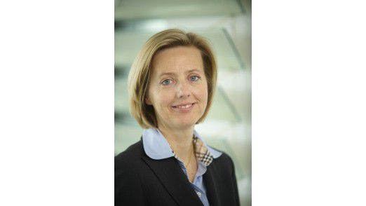 Marianne Janik, Senior Director Public Sector und Mitglied der Geschäftsführung von Microsoft Deutschland.