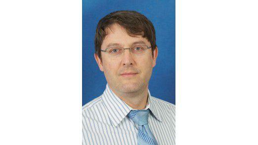 Lukas Schweizer, Head of Performance Management & Reporting der SBB