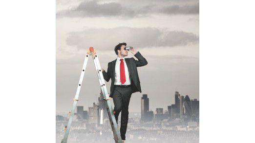 Vor allem CIOs haben Probleme, Ansprechpartner zu finden: Das Aufgabenfeld ist einfach zu vielfältig.
