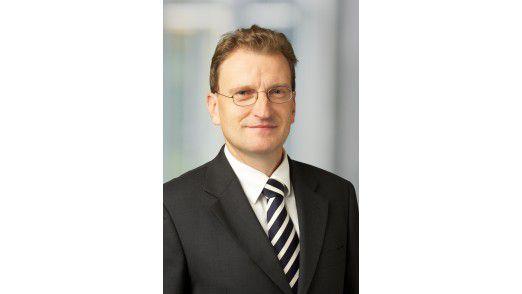 """Hartmut Rottstedt, Deutschlandchef von Lexmark: """"Mobiles Arbeiten ist auch unsere Vision."""""""