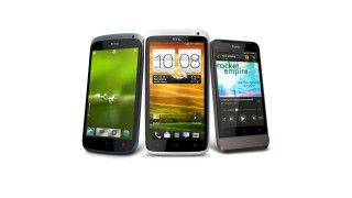 Android-Apps: Apple iPhone chancenlos gegen Android Smartphones - Foto: HTC