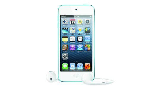 Der neue Apple iPod touch.
