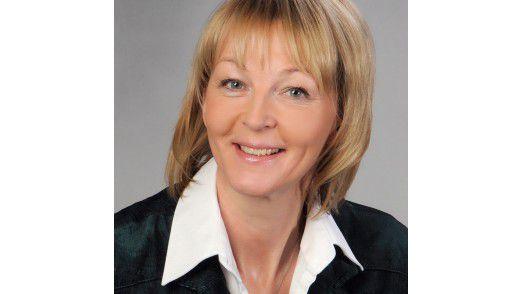 """Marina Köhn, Green-IT-Expertin beim Umweltbundesamt: """"Die Resonanz auf den 'Blauen Engel' für energieeffiziente Rechenzentren ist erfreulich hoch."""""""