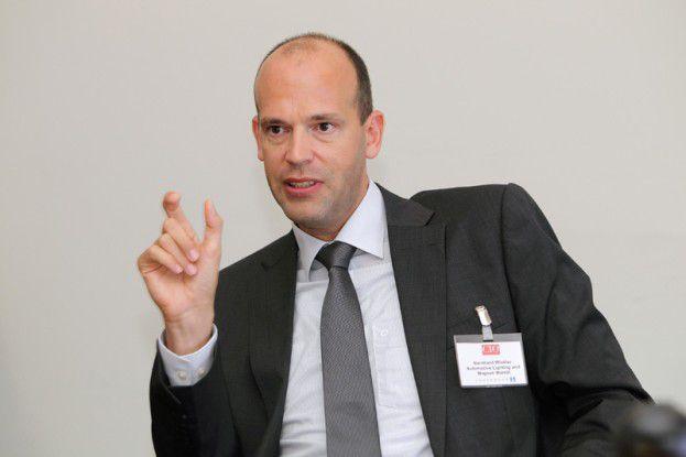 Internationalität arbeitet es sich besser: Bernhard Winkler, Head of IT Region bei Automotive Lighting Magneti Marelli.