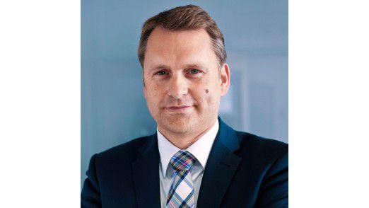 """Audi-CIO Mattias Ulbrich: """"Unser Rechenzentrum setzt Standards im Bereich Green IT."""""""
