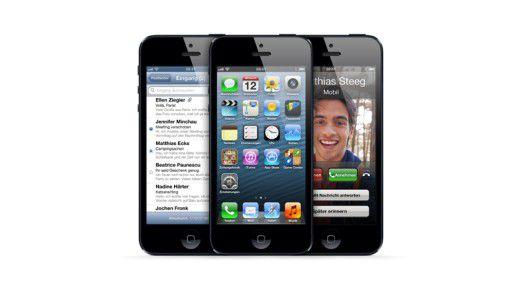 Konsumenten machen ihren Smartphone-Kauf vom günstigen Preis abhängig. Gleichzeitig kaufen viele das neue iPhone, das Apple ab 679 Euro anbietet.