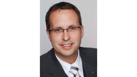 Ulrich Meyer ist Bereichsvorstand Banken bei Steria Mummert Consulting.