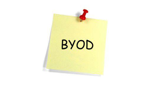Die Vor- und Nachteile von BYOD halten sich die Waage.