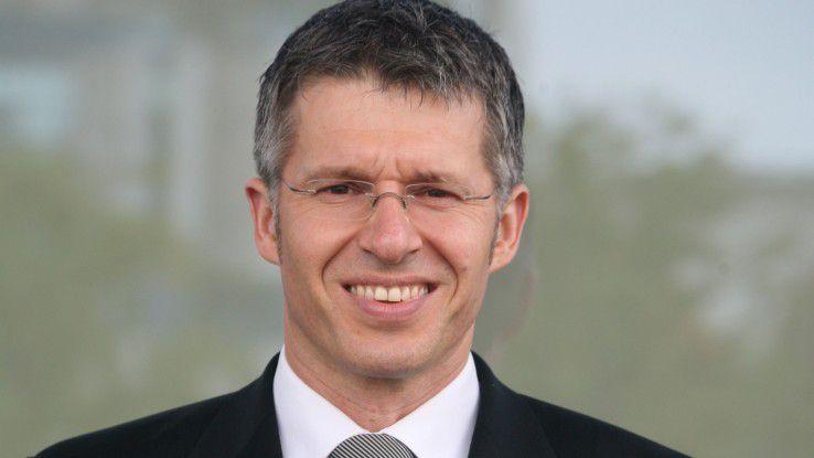 Bitkom-Hauptgeschäftsführer Bernhard Rohleder