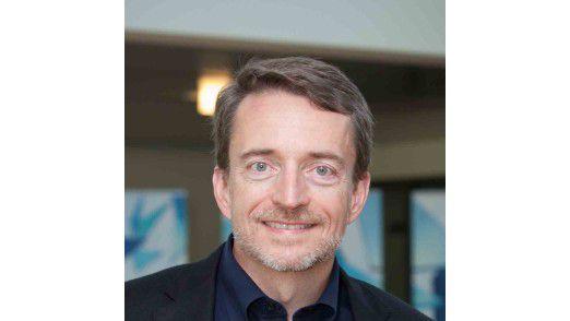CEO Pat Gelsinger soll VMware wieder auf Vordermann bringen. Dazu dienen ihm auch 900 Entlassungen (etwa 8 Prozent der Belegschaft).