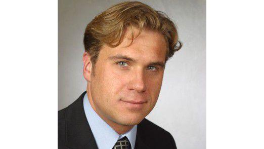 Carsten Dittmar ist Senior Manager Enterprise Information Management bei Steria Mummert Consulting.