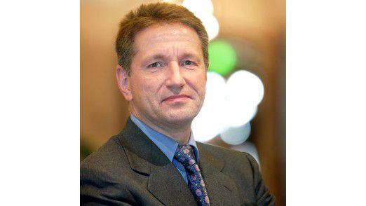 """Martin Petry, CIO bei Hilti: """"Die Business-Suite ist nicht beliebig nach unten skalierbar. Für kleinere Organisationen rechnet sich das nicht."""""""