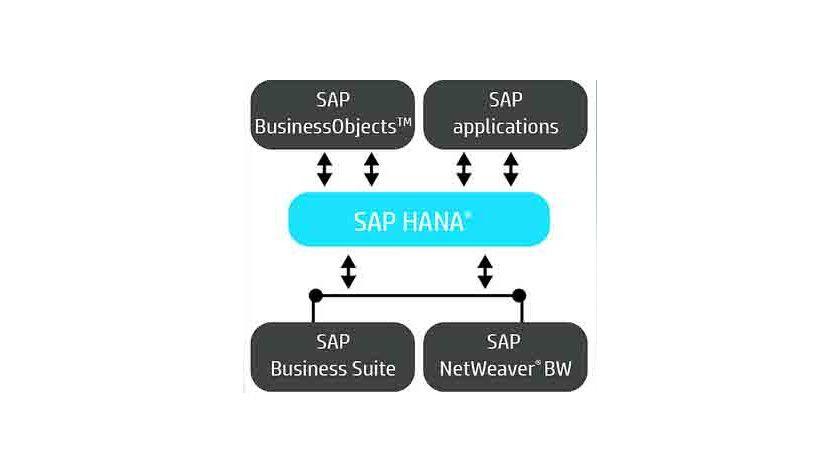 Hilfreich: Mit den Virtualized AppSystems for SAP HANA will HP den Kunden die Implementierungsarbeit abnehmen.
