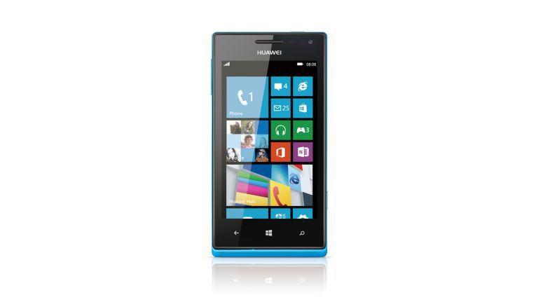 Huawei hatte bereits bei Ascend W1 (Foto) und W2 mit Windows Phone experimentiert.