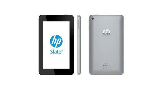 HP präsentiert das Slate 7.