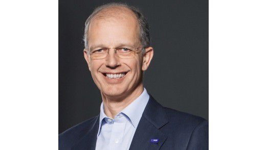 BASF CEO Kurt Bock