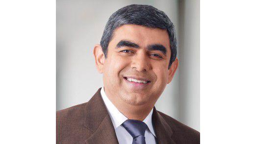 Ex-SAP-Technikchef Vishal Sikka.