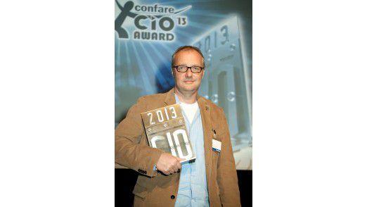 Eric-Jan Kaak, CIO von Blizzard und Sieger des österreichischen CIO Award 2013.