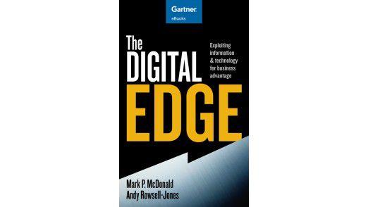"""Das Buch """"The Digital Edge"""" ist bei Gartner erschienen."""