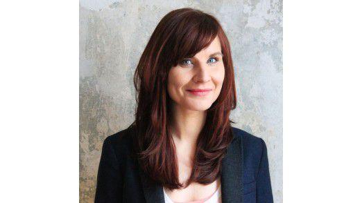 Buchautorin Catharina Bruns