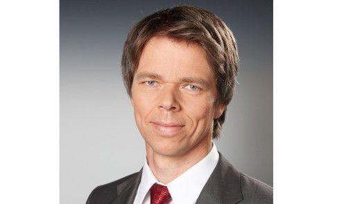 Hat viel Erfahurng mit interkulturellen Teams: Lars Janitz von der itelligence AG.