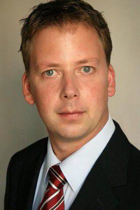 Dror-John Röcher ist bei Computacenter als Lead Consultant Secure Information tätig.