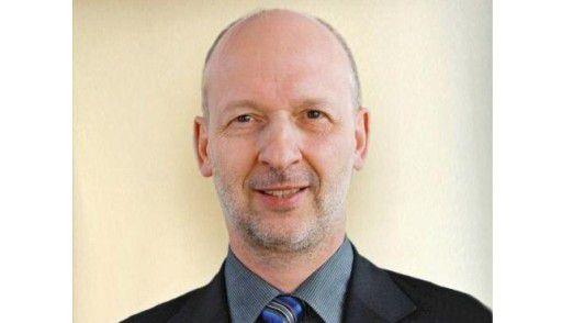 IT-Fachleute zu halten ist eine enorme Aufgabe, meint Dr. Andreas Rebetzky von der Sto AG.