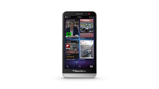 Blackberry will nicht nur eigene Geräte Unternehmen managen, sondern auch iOS und Android.